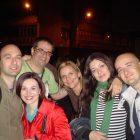 Sarajevo, 2011. Gostovanje na koncertu Brodskog harmonikaškog orkestra Bela pl. Panthy
