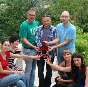 Rijeka, 2013. Snimanje Albuma 1. dio :)