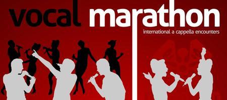 Vocal Marathon logo