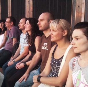 Rovinj, 2014. Chorus Inside
