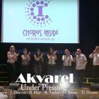 Akvarel – Under pressure (live)