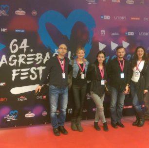 Zagreb, 2017. 64. Zagrebački festival
