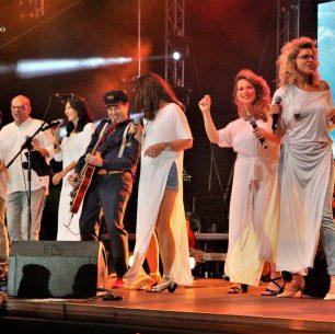 Zagreb, 2018. Koncert Nene Belana i Fiumensa, Šalata