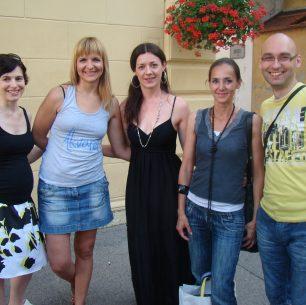 Zagreb, 2012. Ljeto na Štrosu