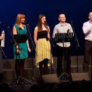 Split, 2012. Dani duhovne glazbe – Cro Patria